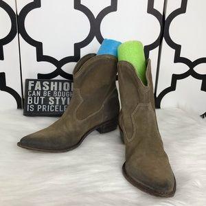Mia Western Boots